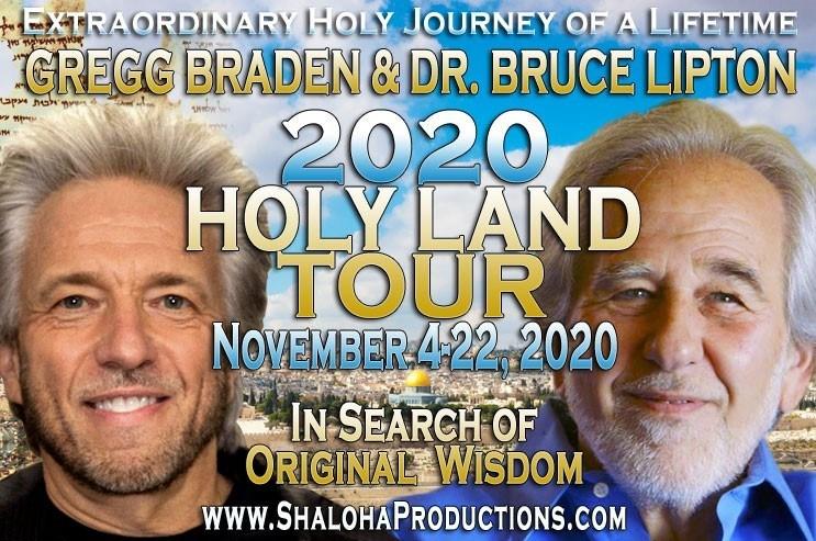 2020 Holy Land Tour