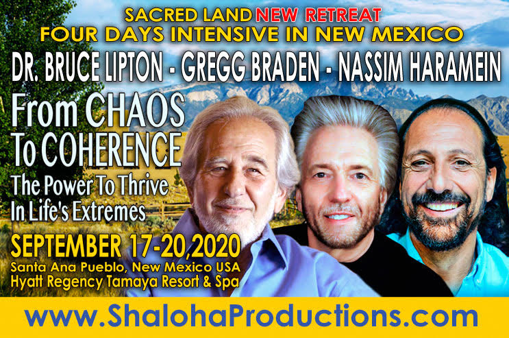 From Chaos to Coherence – Sept 17, 2020